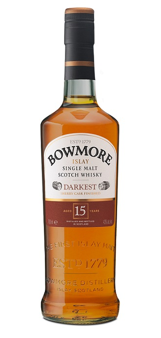 Bowmore 15 Single Malt Whisky