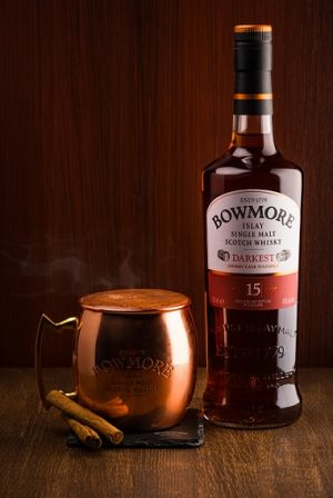 Bowmore 15 Year Single Malt Scotch Whisky