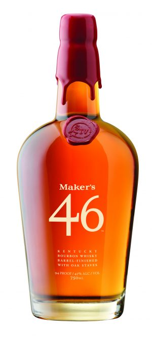Makers 46 Bottle Luxury Launch