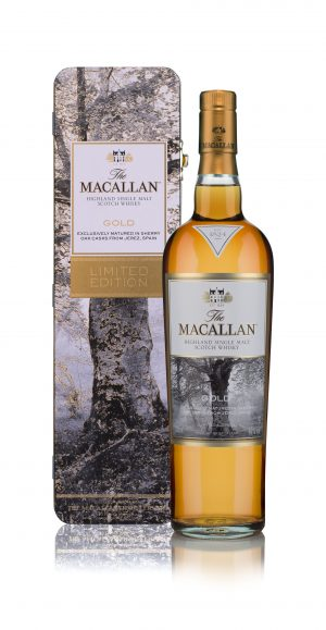 THE MACALLAN SINGLE MALT WHISKY