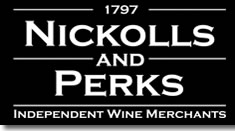 Nickolls and Perks Spirits Merchants