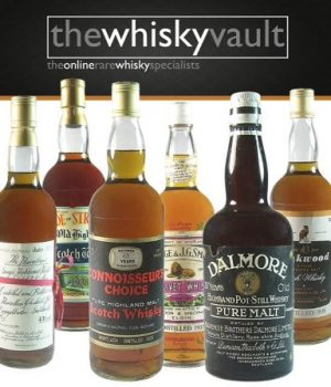 Rare Whisky Specialist The Whisky Vault Ltd