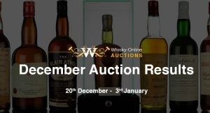 Whisky Online Auction Results