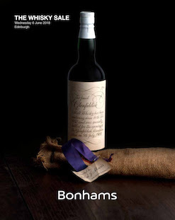 Bonhams Whisky Sale