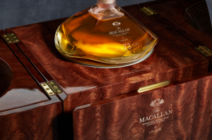 Macallan 72 Years Old In Lalique
