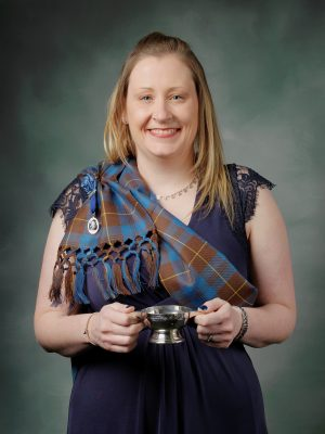 Susan Colville Keeper of The Quaich