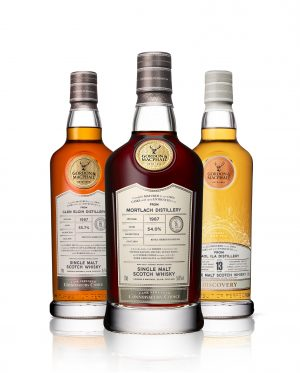 GORDON & MACPHAIL DISTINCTIVE PACKAGING