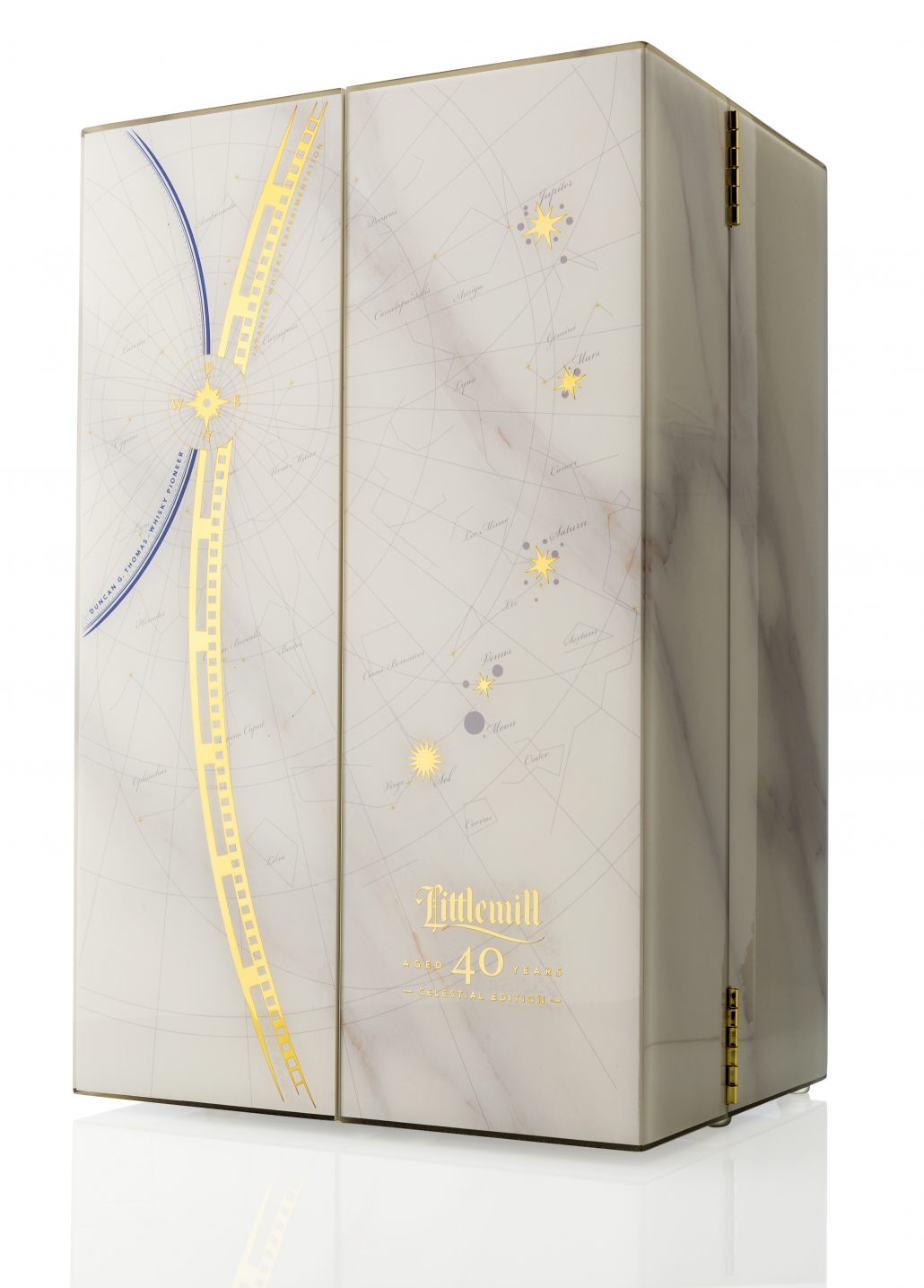 Littlemill 40 Year Old Celestial Edition