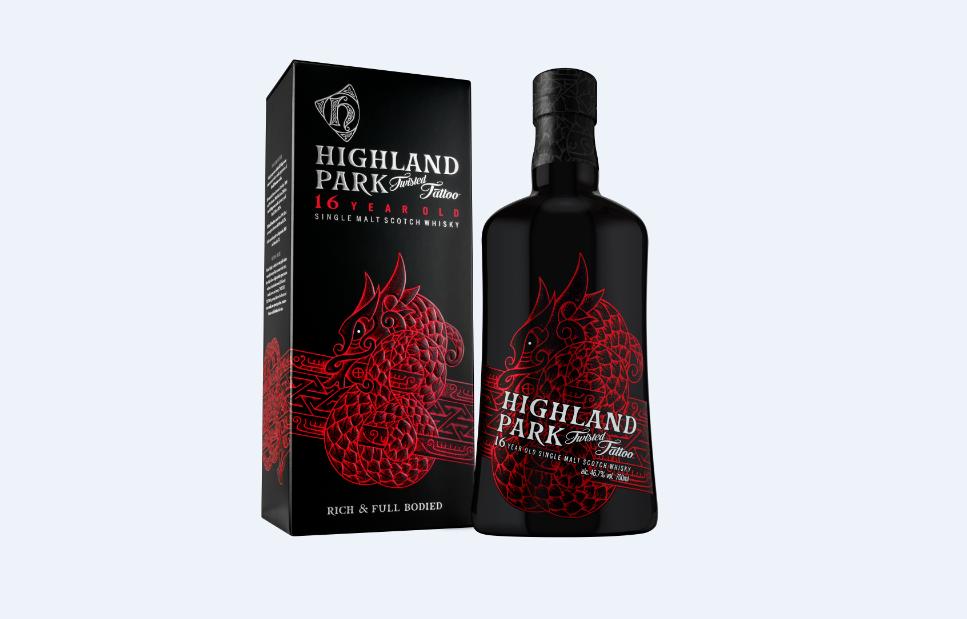 Highland Park Twisted Tattoo Edition