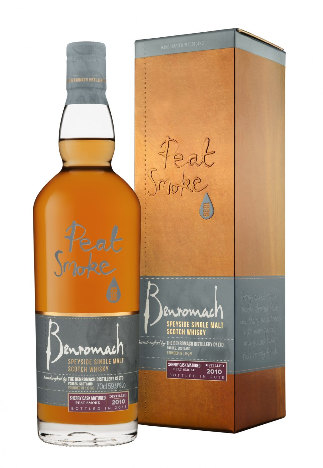 Benromach Limited Edition Whisky