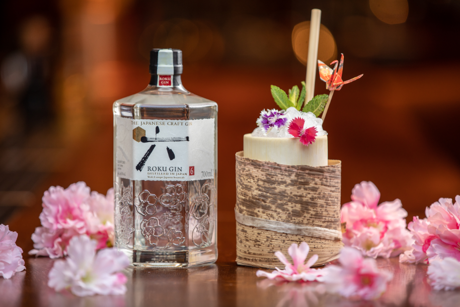 House of Suntory Nobu Hotel Collaboration