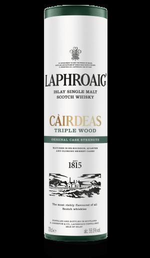 Laphroaig Cairdeas Release