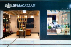 The Macallan Le Clos Boutique Dubai