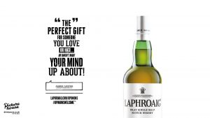 Laphroaig Picturehouse Cinema Collaboration