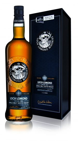 Loch Lomond Whiskies Cristie Kerr Edition