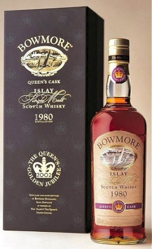 Bowmore Queens Cask 1980