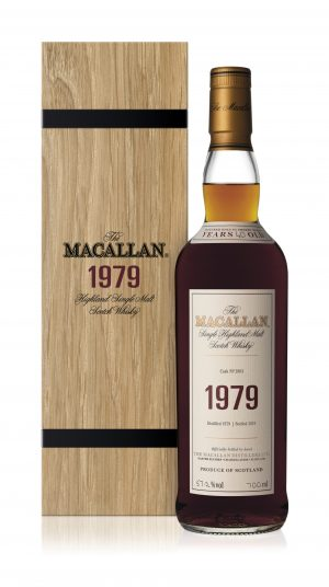 The Macallan Fine and Rare 1979