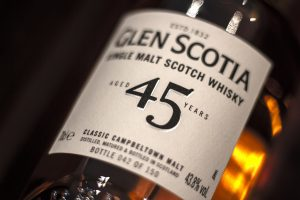 Glen Scotia 45-year-old Single Malt Scotch Whisky