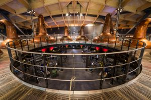 The Macallan Distillery and Visitor Experience in Speyside