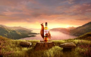 The Famous Grouse No.1 Blended Scotch Whisky at Christmas