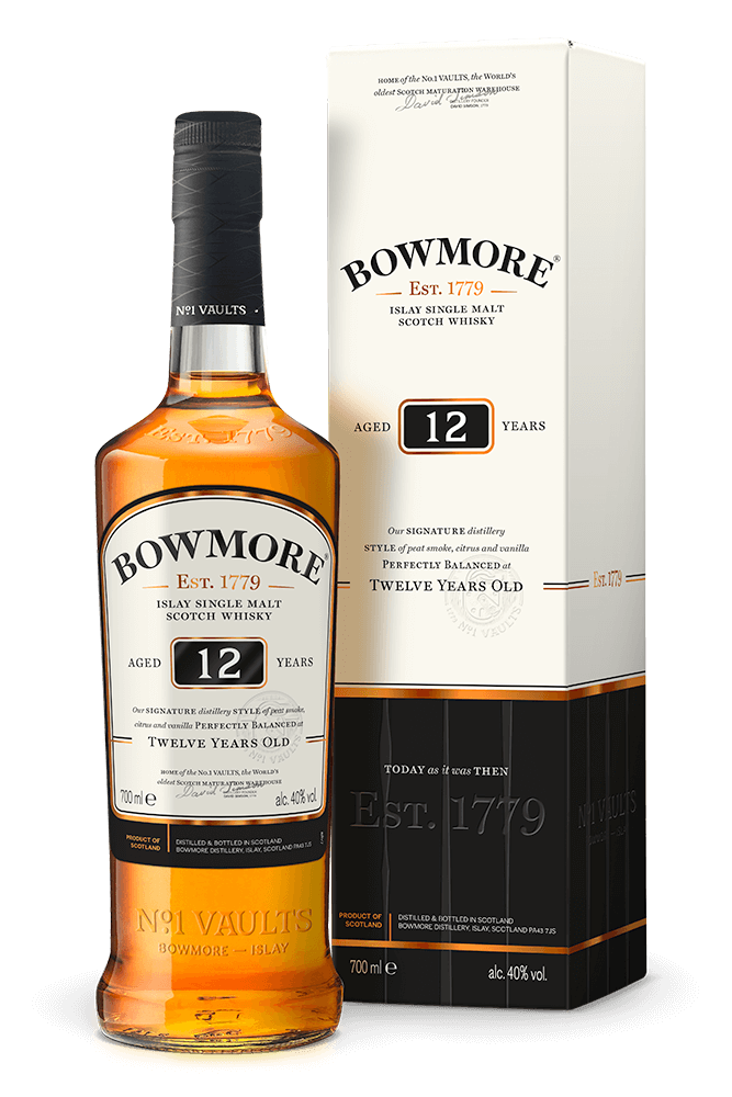 Bowmore 12 Year Old Father's Day Gift