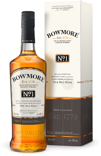 Bowmore No 1 Gift