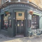 Alhambra Bar – Leith Walk Edinburgh
